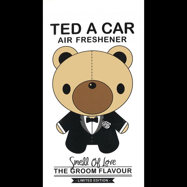 """Ароматизатор в машину """"TED A CAR THE GROOM"""""""