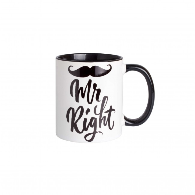 """Чашка """"Mr Right"""""""