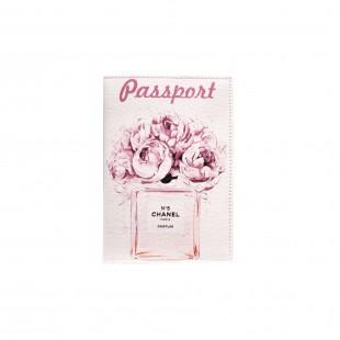 "Обложка на паспорт ""Chanel"""