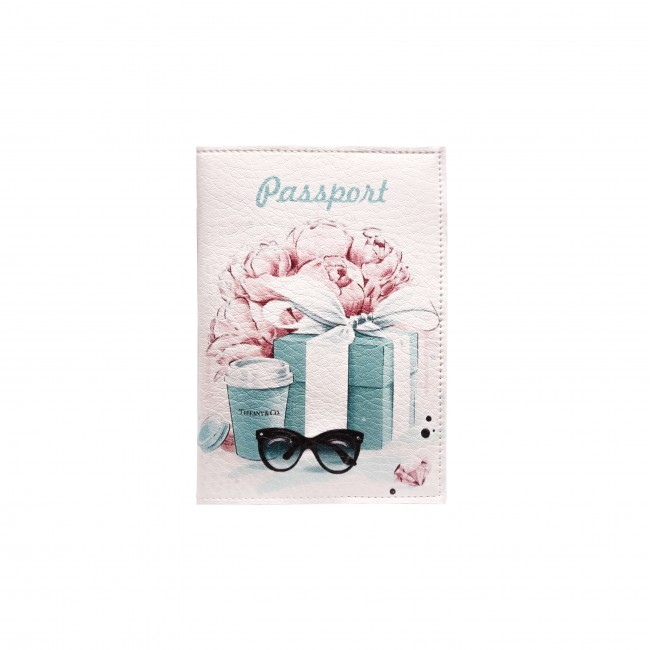 """Обложка на паспорт """"Tiffany"""""""
