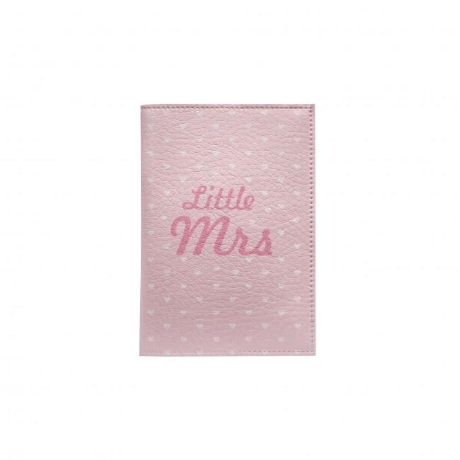 """Обложка на паспорт """"Little Mrs"""""""