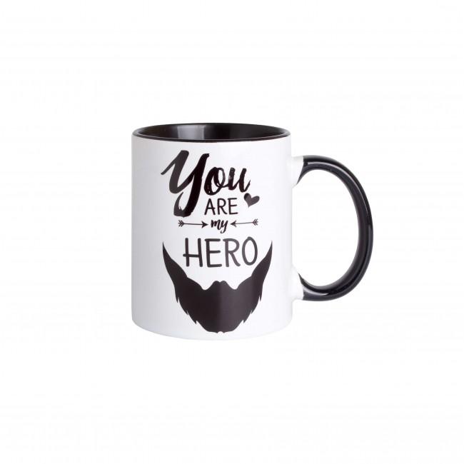 """Чашка """"You Are My Hero"""""""