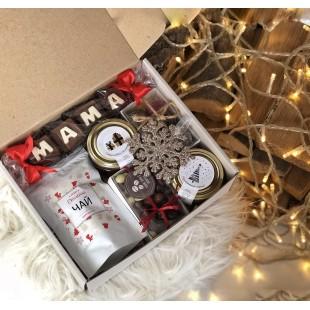 """Подарочный набор """"Новогодний подарок для мамы"""""""