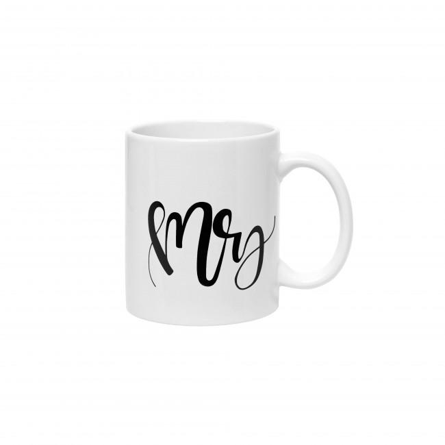 """Чашка """"Mrs"""""""