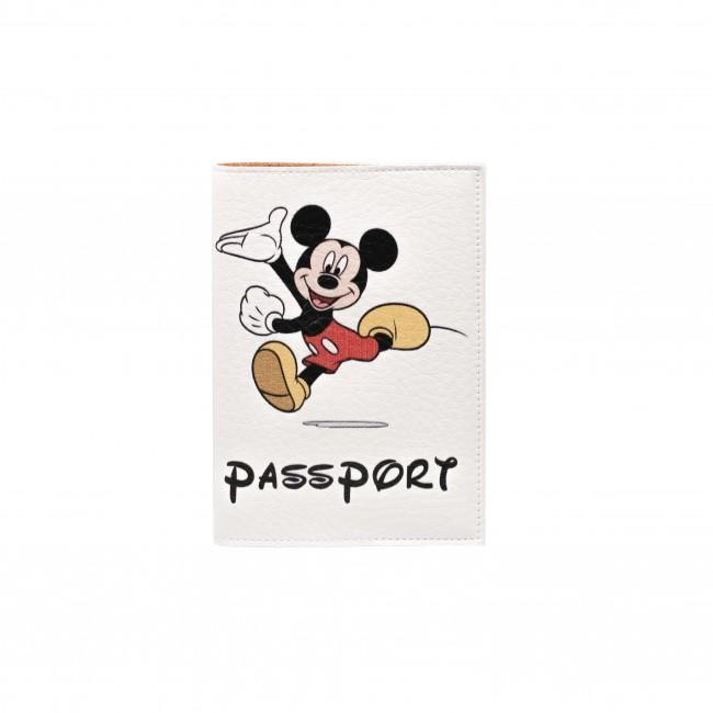 """Обложка на паспорт """"Микки"""""""