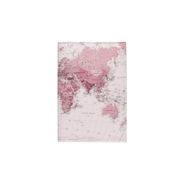 """Обложка на паспорт """"С картой"""""""
