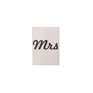 "Обложка на айди-паспорт ""Миссис"""