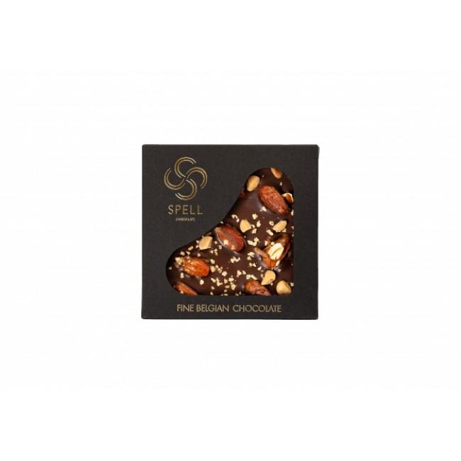 """Бельгийский  шоколад черный """"Шоколадная карамель"""""""