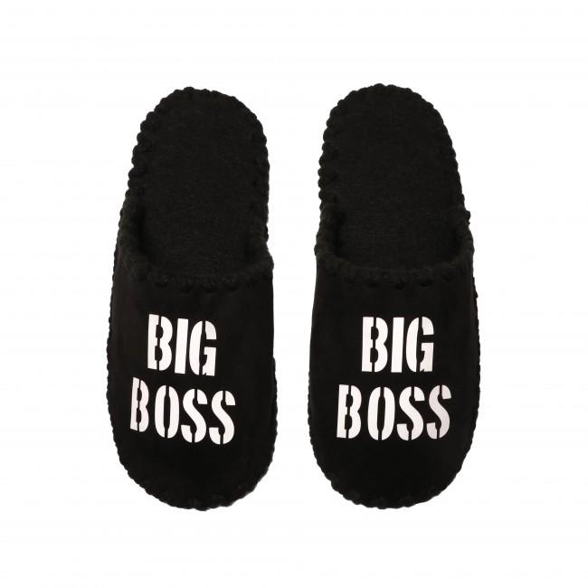 """Домашние тапки """"Big Boss"""""""